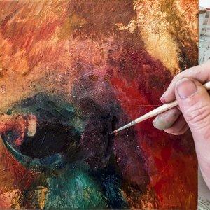 pittrice-cavallo-occhio-sandra-petreni-pittura-300